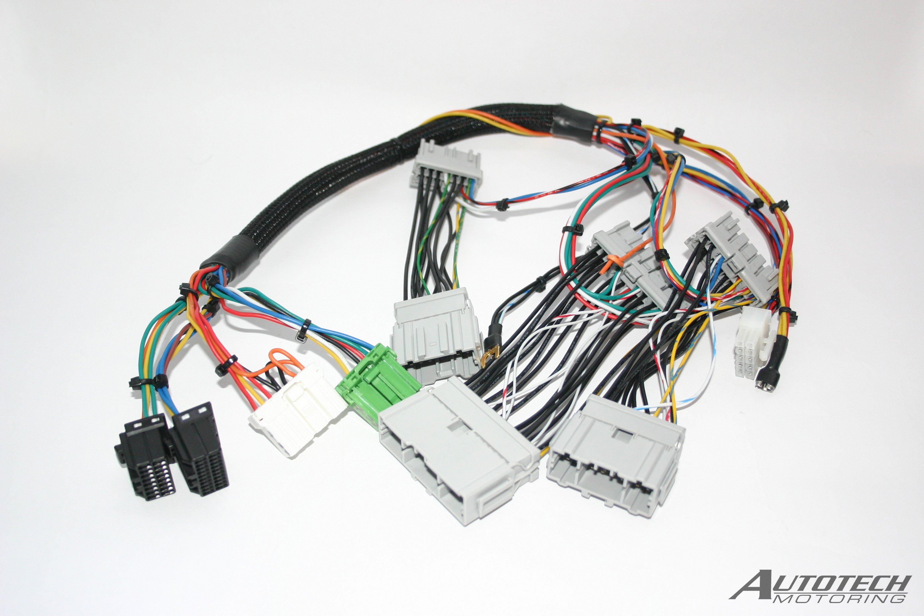 s2000 cluster conversion harness wiring autotech motoring