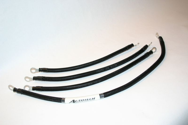 Sentra B13  B14 Grounding Wire Kit - Wiring